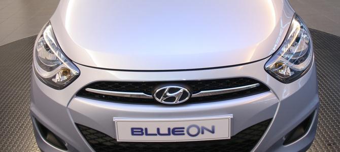 Hyundai'nin ilk elektrikli otomobili!