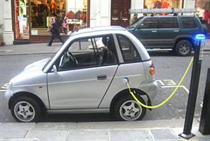 Japonya'da hibrid araçlar için şarj istasyonları