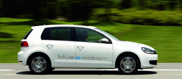 Elektrikli Golf 2014 model olacak