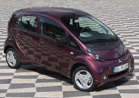 Elektrikli araba kullandım Mitsubishi i-Miev
