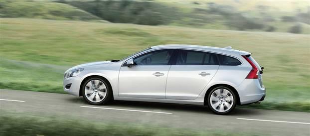 Volvo'dan 100 km'de 2 litre yakan model