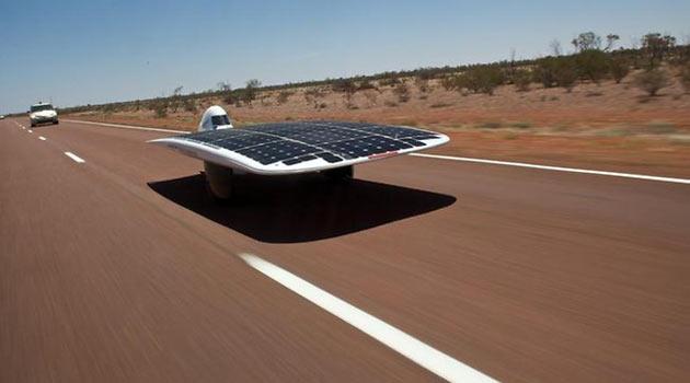 Güneş enerjisiyle çalışıyor, tost makinesi kadar enerji üretiyor