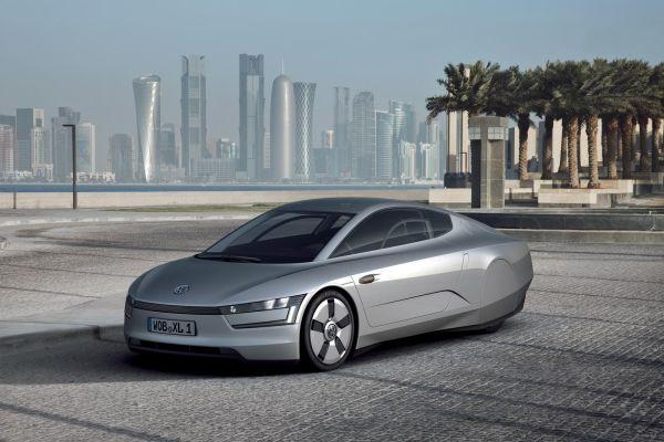 Volkswagen'ın ateşli konsepti XL1: 100 Km'de 0.9 litre yakıt tüketimi!