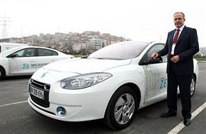 Renault'un elektrikli modelleri görücüye çıktı