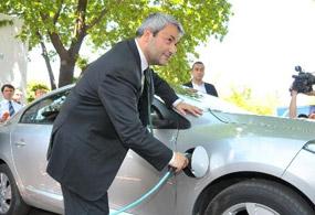 İsteyen Aracını Elektrikli Yapabilicek