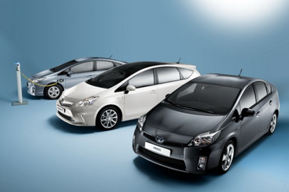 Toyota yedi kişilik hibrit otomobilini duyurdu