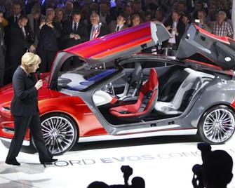 Hibrit otomobiller şov yaptı