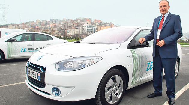 Başbakan'ın elektrikli otomobili hazır, renk seçimini bekliyor
