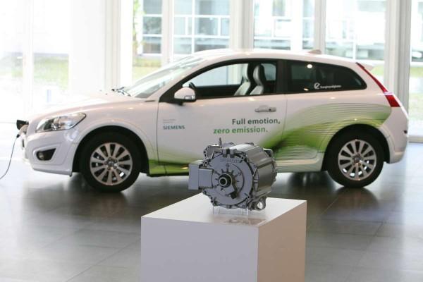 Volvo ve Siemens Elektrikli Araç Üretmek İçin Anlaştı