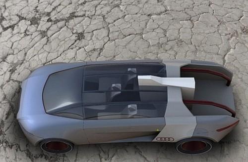 Audi'den Teknoloji Harikası Hybrid Motor!