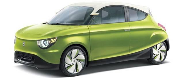 """""""Yeşil"""" Suzuki modelleri"""