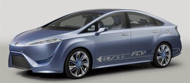 Toyota'nın Tokyo konseptleri