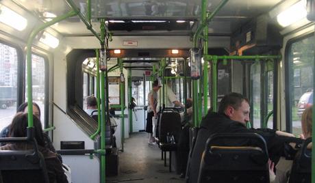 Moskova'da elektrikli otobüsler kullanılacak
