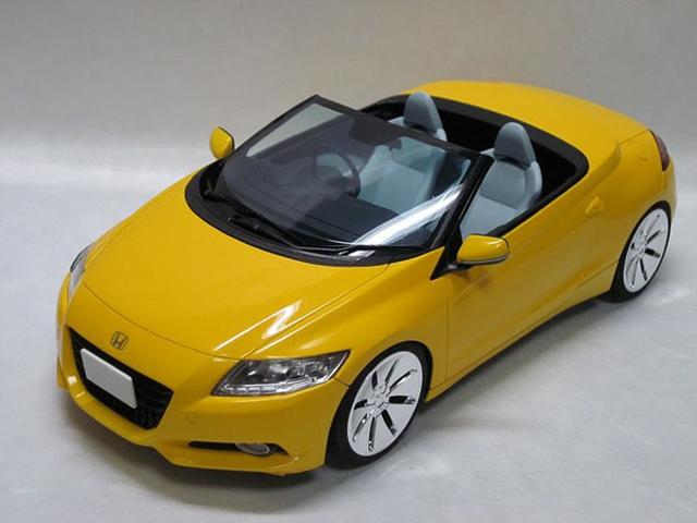 2013 Honda CR-Z Hibrid Araç Cabrio Hakkında Bilinmeyenler