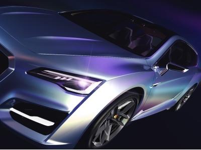 """Subaru'dan Geleceğin C Sınıfı Kompakt Station Modeli """"Advanced Tourer"""""""
