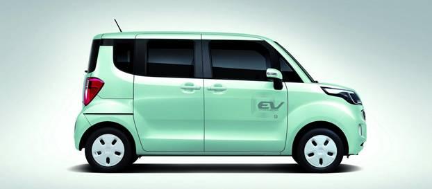 Kore'nin ilk elektrikli aracı