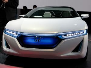 Honda Yeni Elektrikli Modeli EV-STER'i Tanıttı