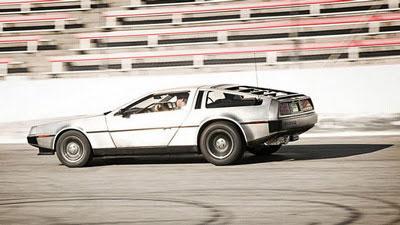 DeLorean Geleceğe Dönüş Yapacak