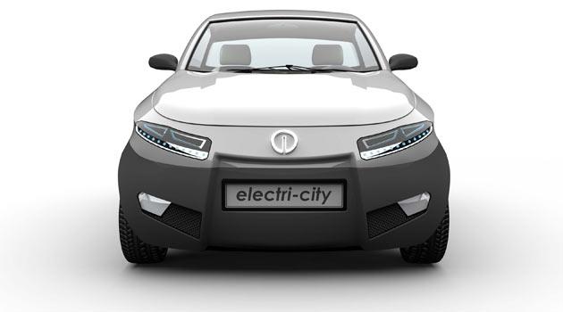 Yerli otomobil Oscar ElectriCity 2012 yılında trafiğe çıkacak