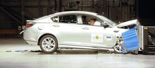 Euro NCAP 2011 testlerini değerlendirdi