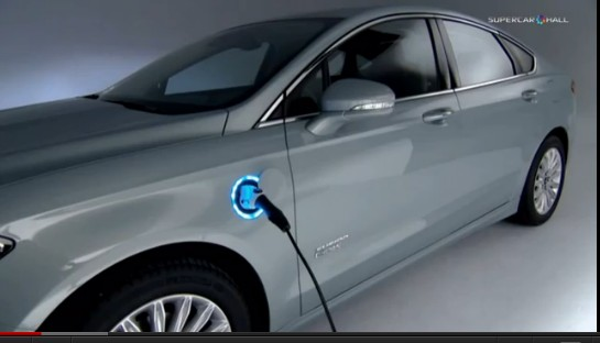 2013 model ford fusion