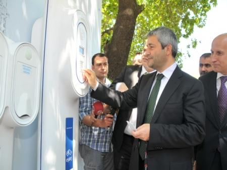 Eşarj, 5 yılda 10 milyon avro yatırımla 2 bin şarj istasyonu hedefliyor