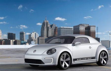 Yeşili Seven Volkswagen Geliyor