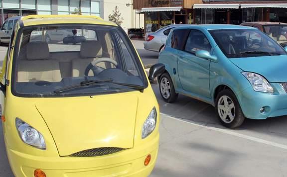 Elektrikli otomobiller ilgi çekiyor