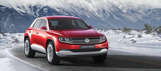 Dizel elektrikli VW konsepti