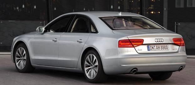 Yeni Audi A8 Hibrit çok şaşırtacak