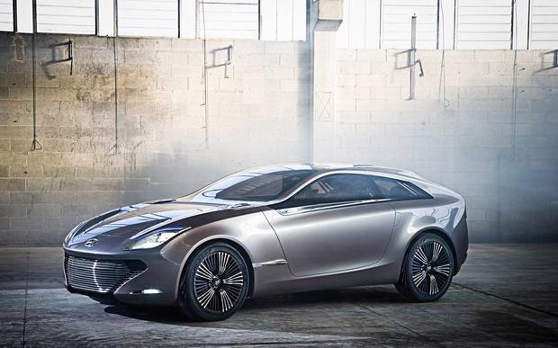 Hyundai'dan uzun mesafeli elektrikli otomobil