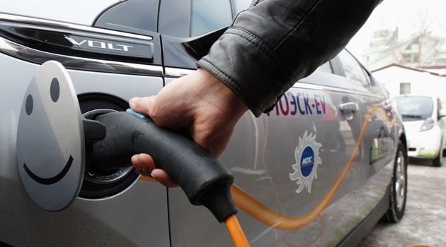 Elektrikli arabalar için önemli bir girişim