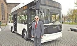Otobüsü fişe taktı, elektrikli tank için üretim sinyali verdi