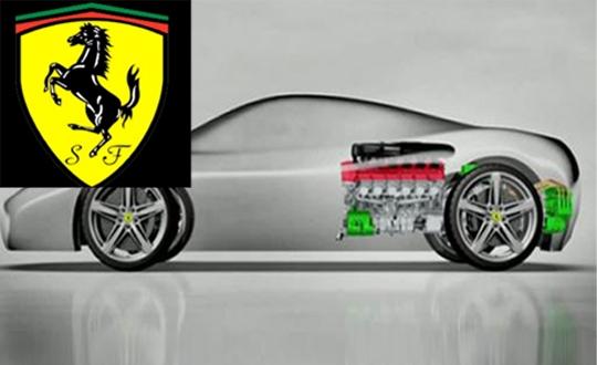 Ferrari 2013'te ilk hibridini piyasaya sürecek