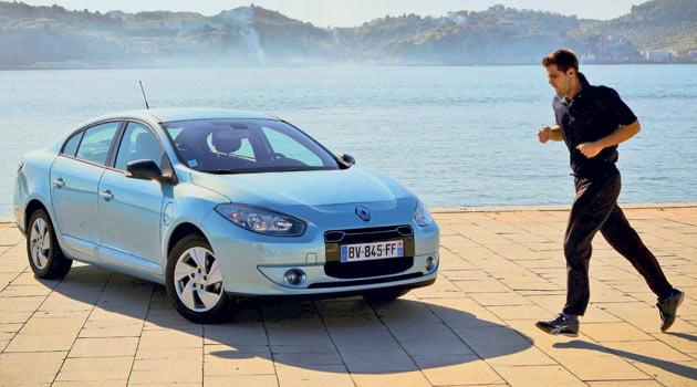 Elektrikli oto, 60 bin TL'ye hafta sonu satışa çıkıyor