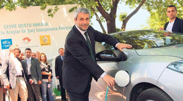 Hibrit ve elektrik teknolojisi geliştirene 5 milyon lira destek