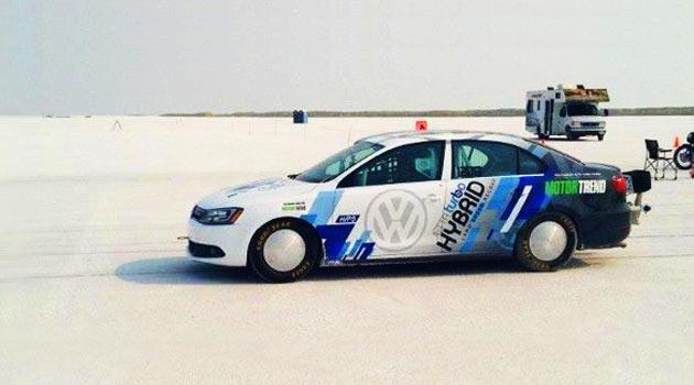 Dünyanın en hızlı hybrid otomobili