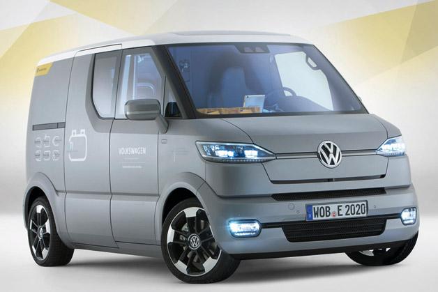Volkswagen Ticari Araç'tan gövde gösterisi!