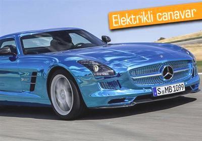 Mercedes'ten Dünyanın En Hızlı Elektrikli Otomobili