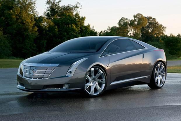 Cadillac'ın ilk elektrikli üyesi