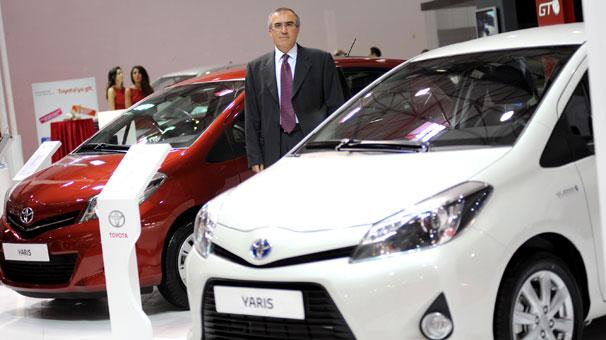 Yaris Hybrid'e 5 kat fazla talep geldi