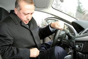 Başbakan'ın elektrikli otomobili hazır