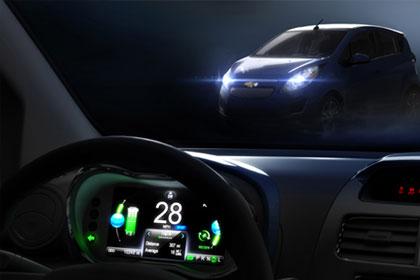 Elektrikli Spark Los Angeles Otomobil Fuarı'nda tanıtılacak