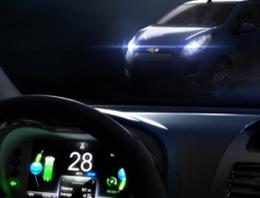 Chevrolet Spark'ın elektrikli modeli Los Angeles'ta!