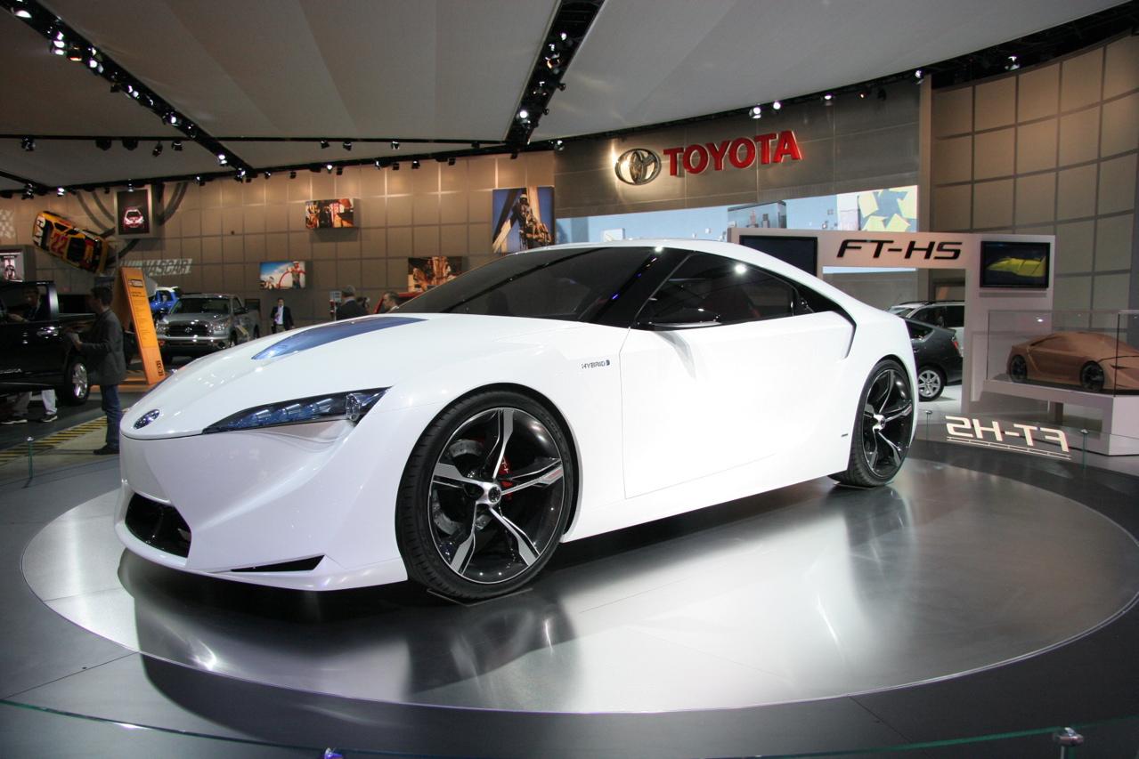 TOYOTA'nın tekrar hayata geçireceği Supra modeli tamamen elektrikli mi olacak?