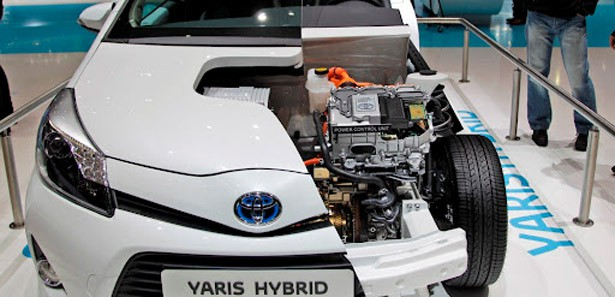 Toyota'dan hibrit araç satış rekoru