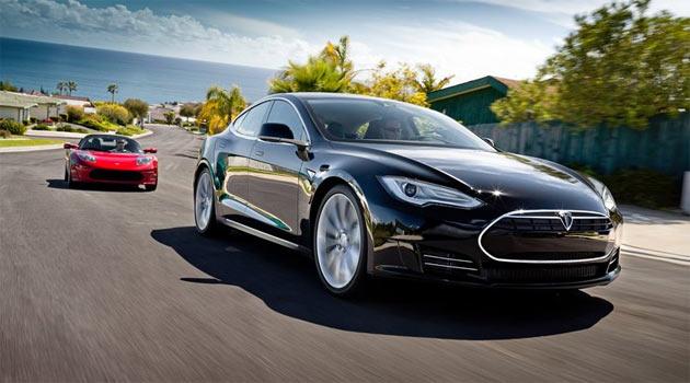 Tesla'dan elektrikli otomobilde devrim