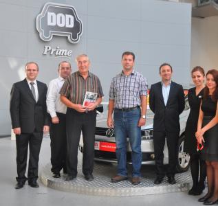 DOD 100 bin araç sattı!