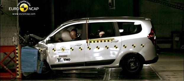 Euro NCAP'in yeni çarpışma testi sonuçları