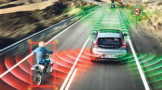 Geleceğin otomobili kaza yapmayacakmış!